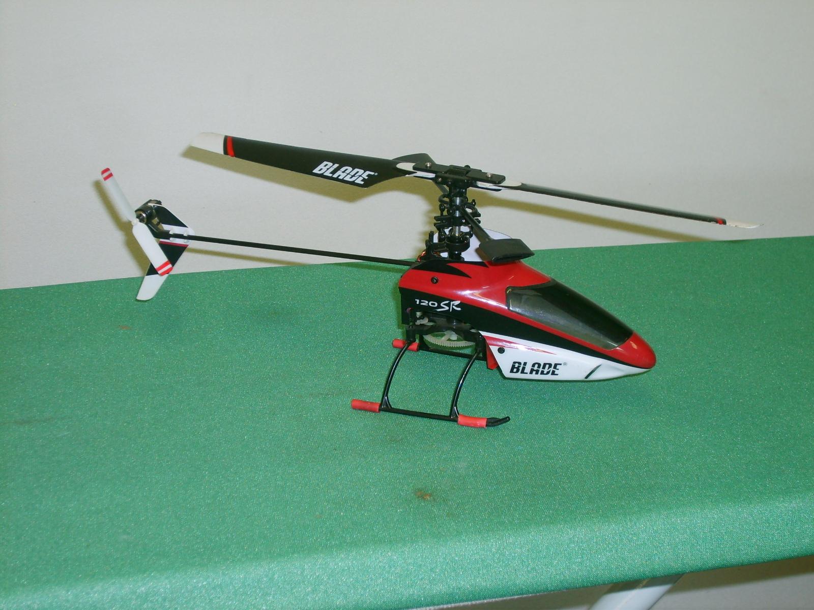 Blade 120SR
