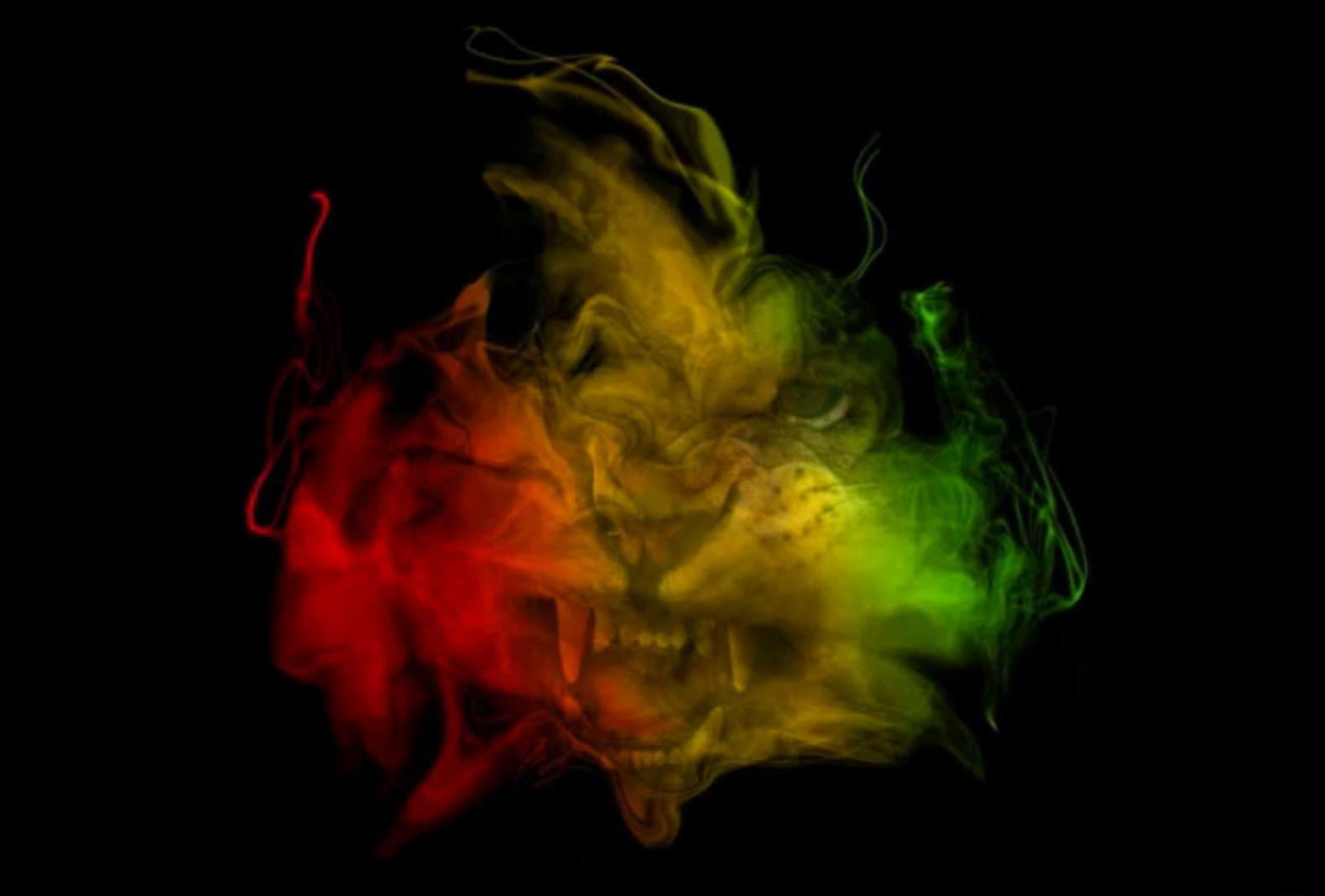 Lion of Judah - Flame