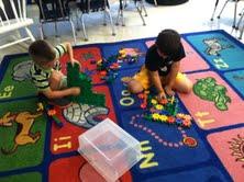 Mrs. Springer's Kindergarten class