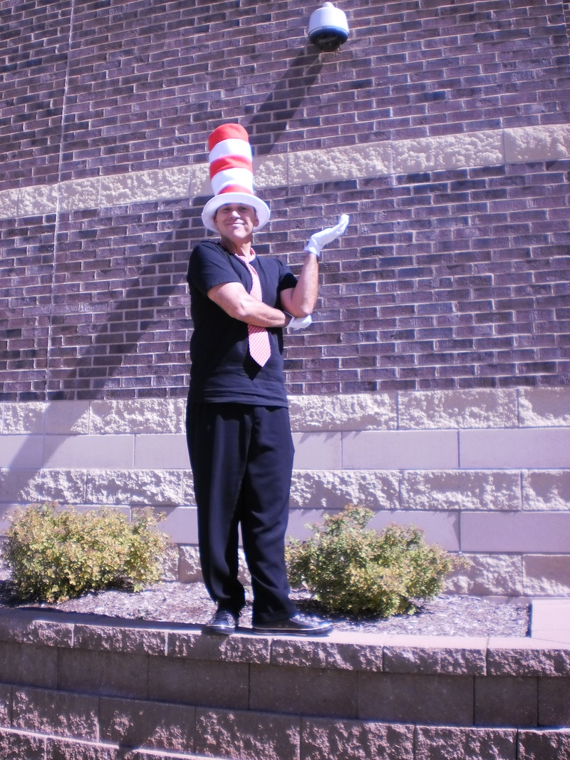 Broadway Dr. Suess Assembly