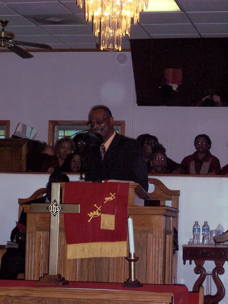 Rev. Perry B. Green