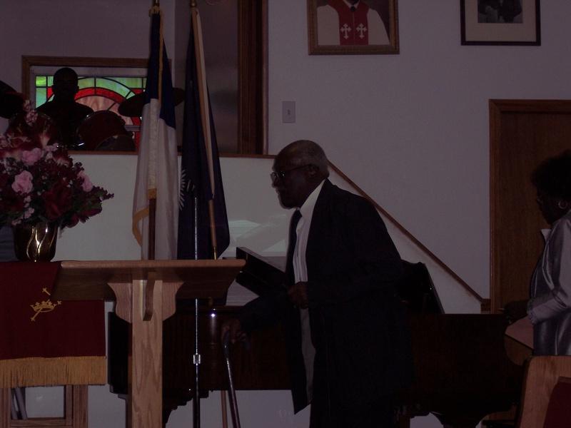 Rev. Harold Mack