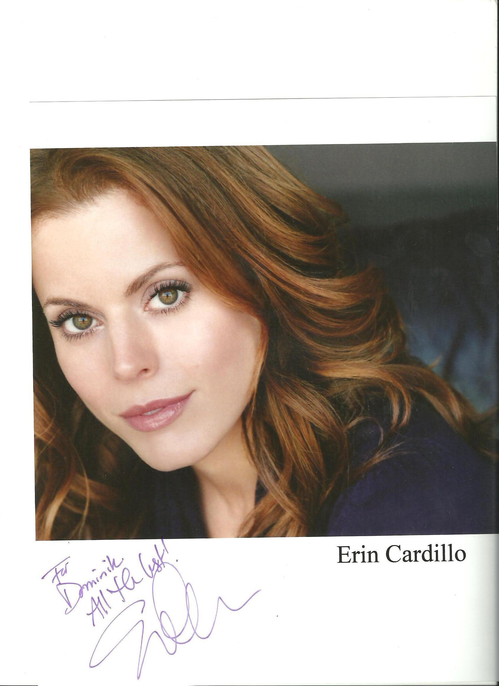 Image search: Erin Cardillo Nude