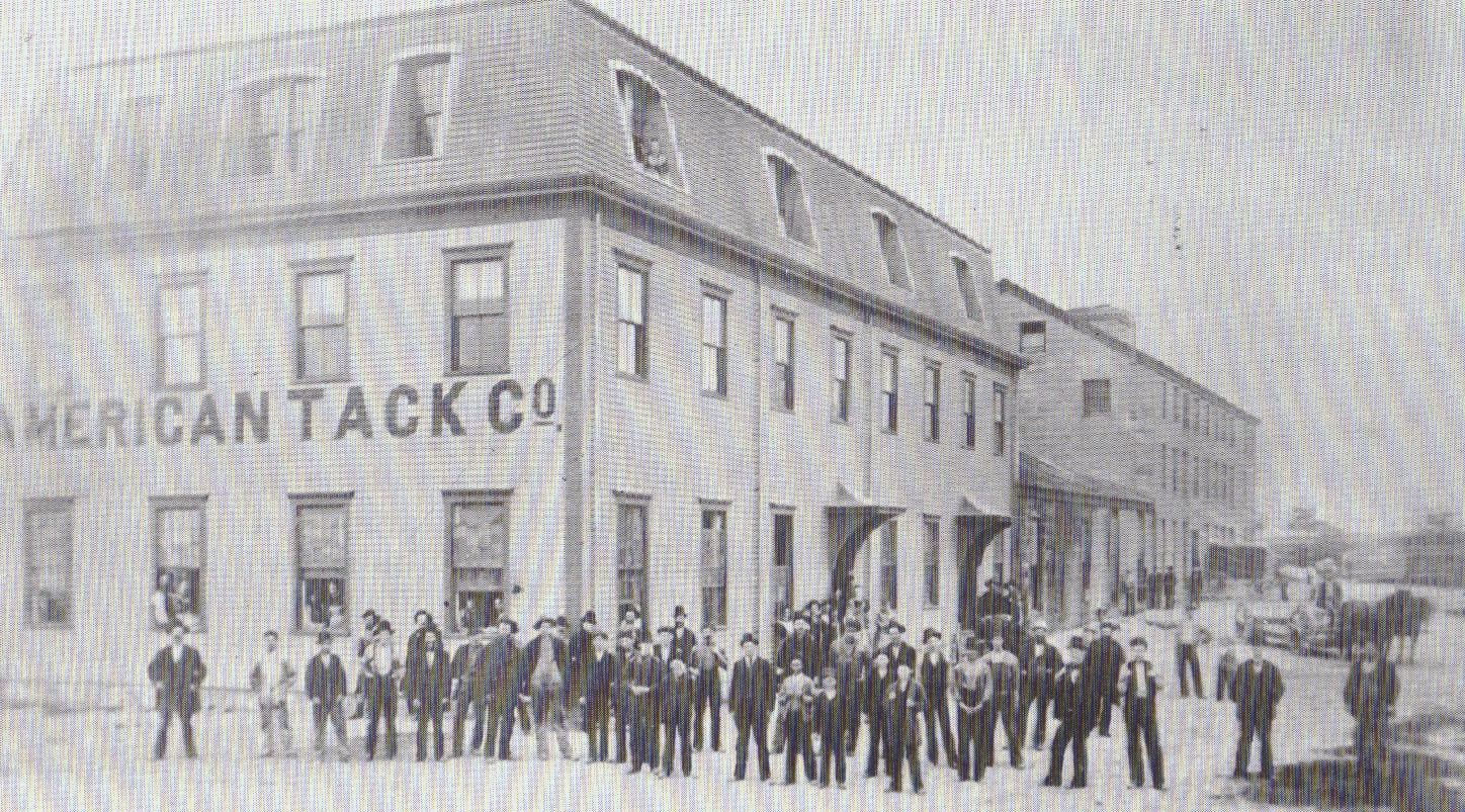 Atlas Tack in the 1800's Fort St
