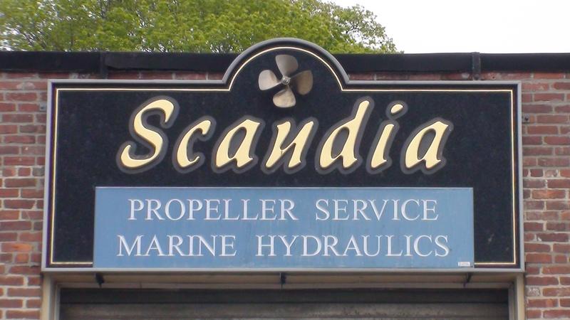The Scandia Propeller Shop