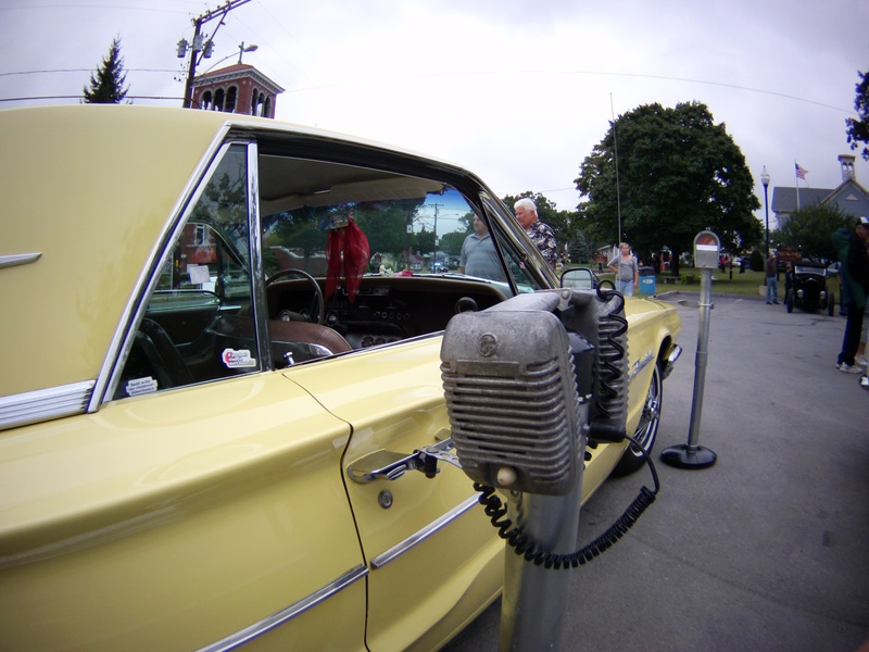 Classic Drive-In Movie Speakers