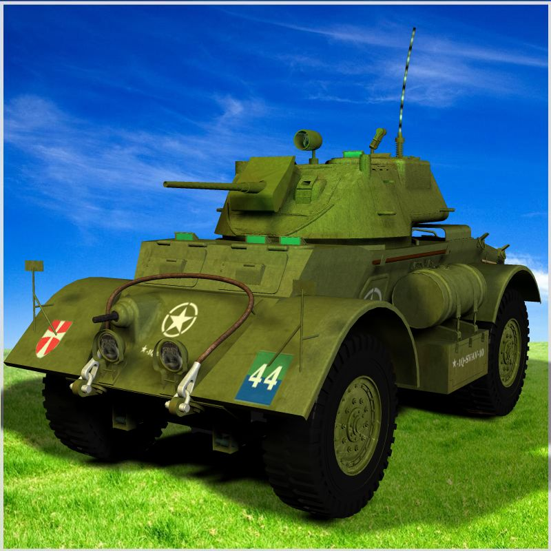 M6 - Staghound