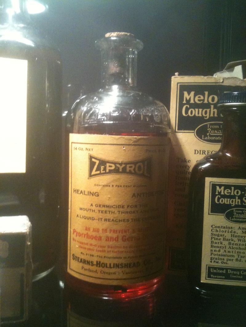 Zepyrol Bottle!