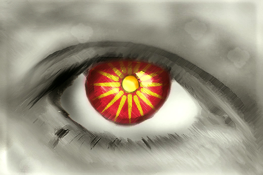 Macedonian Eye