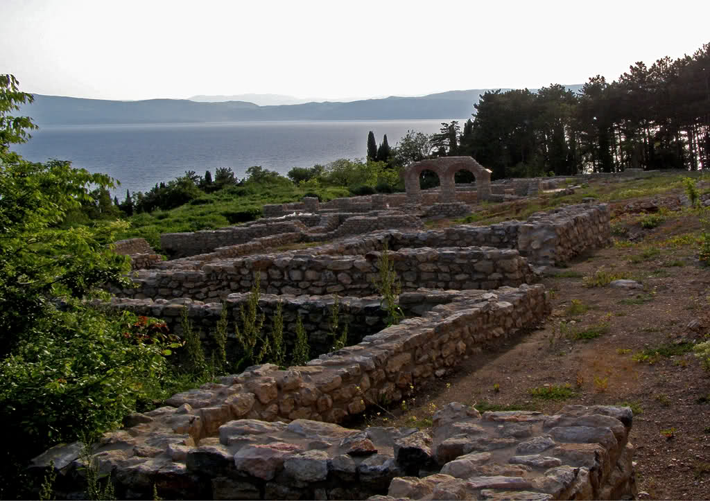 "Archaeological Site ""Plaoshnik"" - Ohrid"