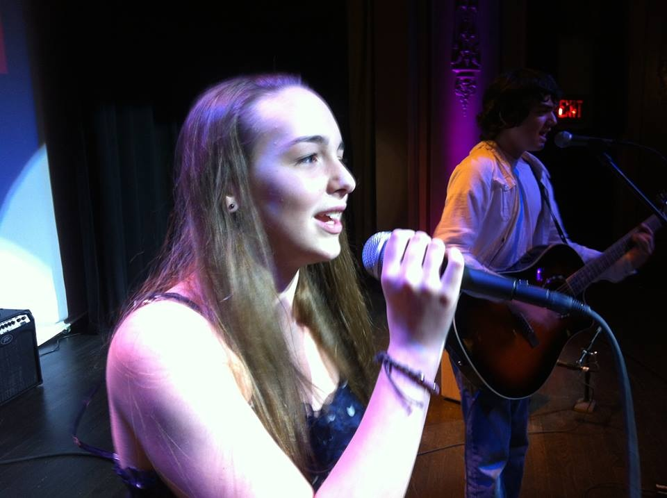 Kaitlyn Poli @ The Suffolk Theater