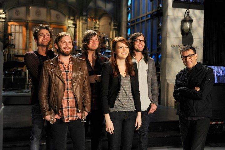 SNL Promo Photo | Taken at NBC Studios, NYC (21 Oct 10)