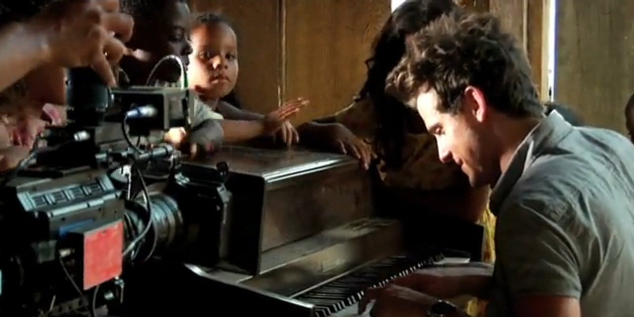 Making of the Video for Radioactive (17 Aug 10)