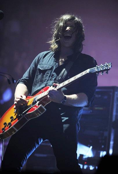 Madison Square Garden, NYC (16 Nov 10)