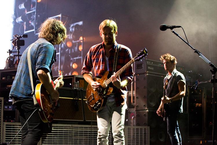 Riverbend Music Center, Cincinnati (04 Sep 10)