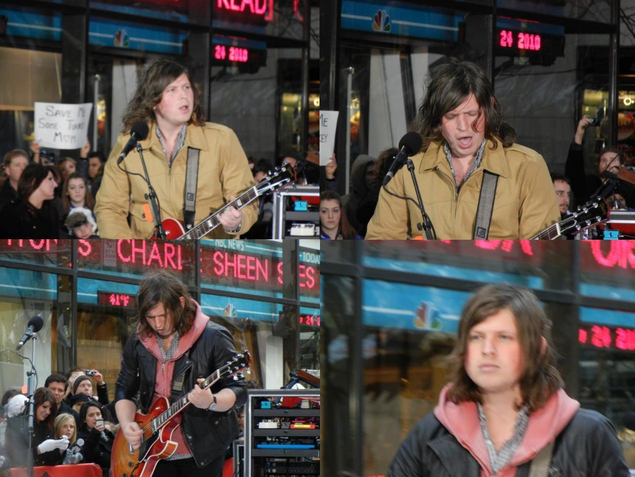 Today Show, NYC (24 Nov 10)