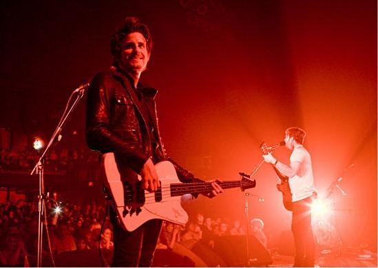 USA Tour 2008