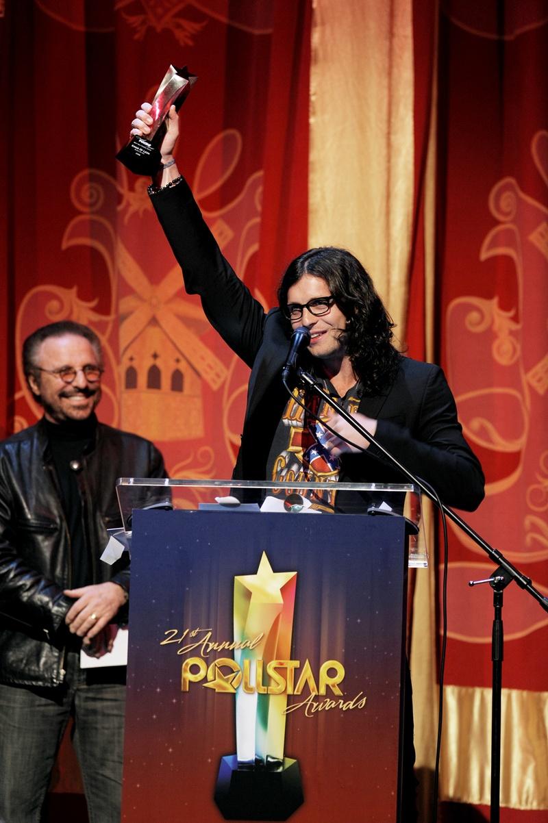 21st Annual Pollstar Awards, LA (17 Feb 10)