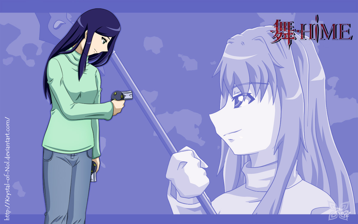 Post Shizuru and Natsuki [ShizNat] fanart, images, EVERYTHING! MH%20Wall-Natsuki
