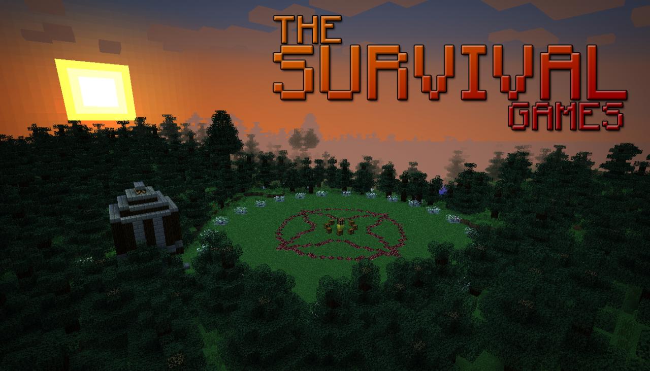 Minecraft survival games on xbox 360