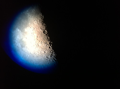 Lunar X and Lunar V - iPhone