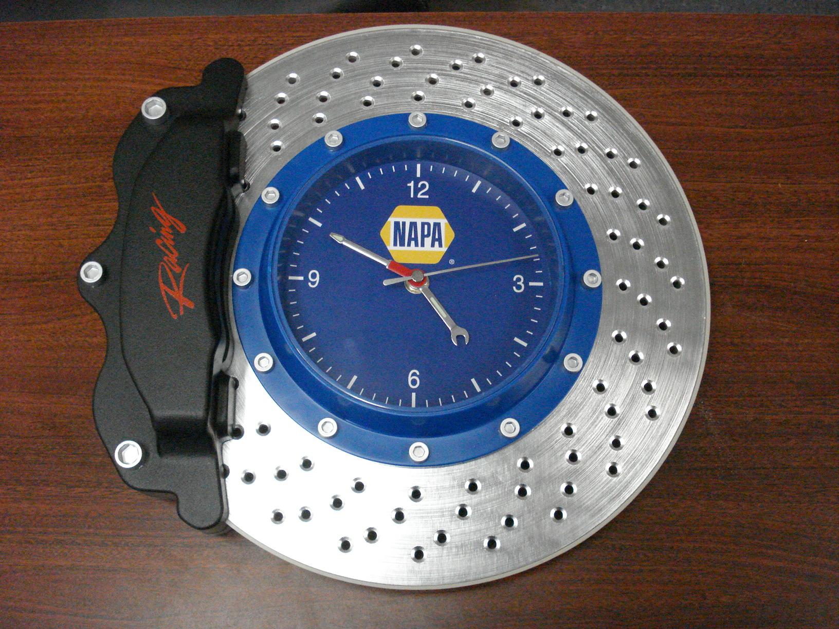 Napa Clock