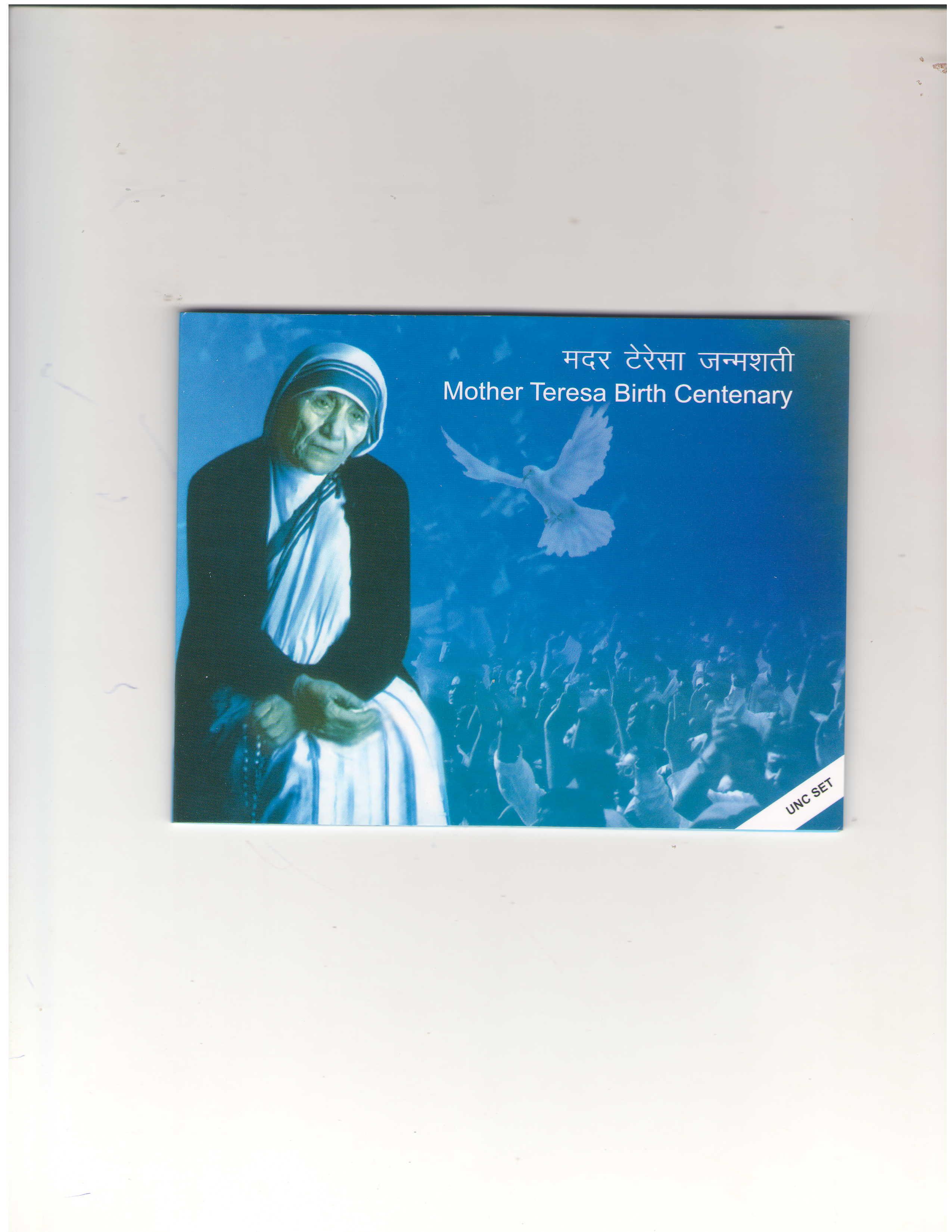 Mother Teresa UNC Set