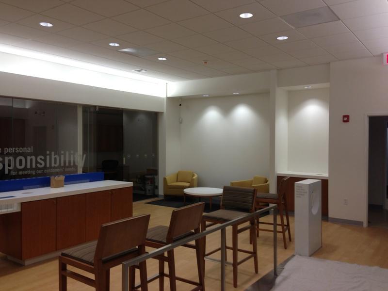 Commercial Interior Work  - Omega Contractors