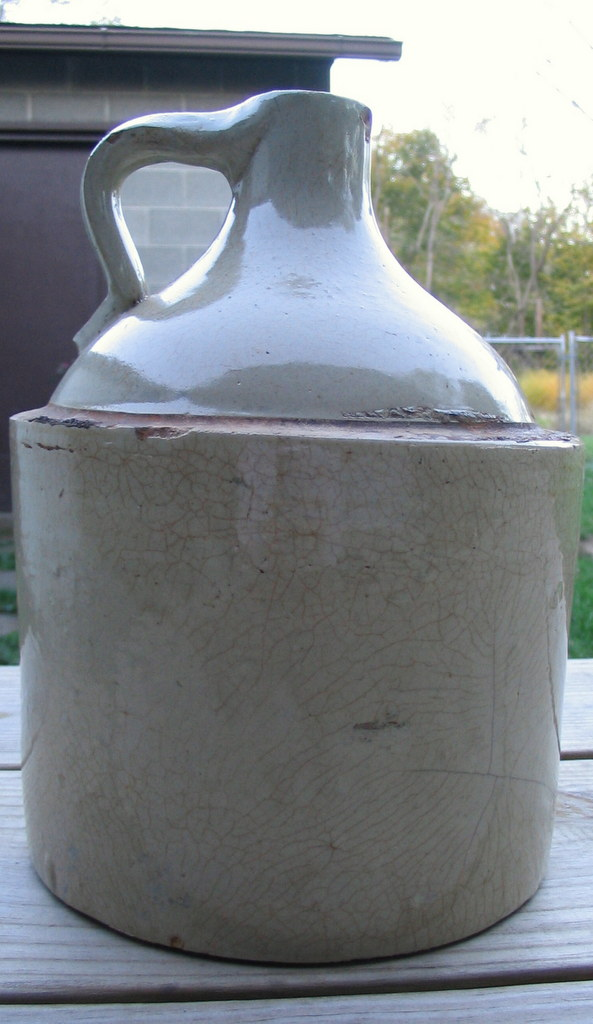 Whiskey jug