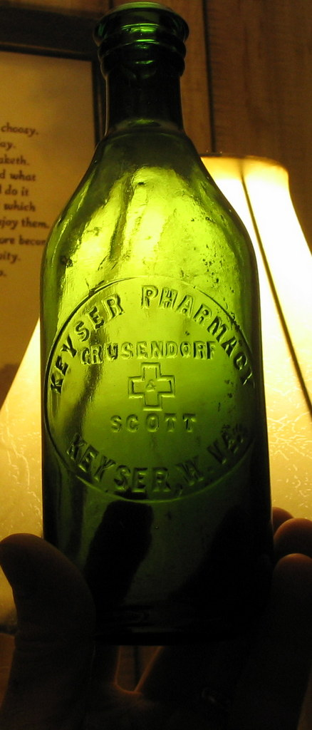 Holy Grail of local bottles