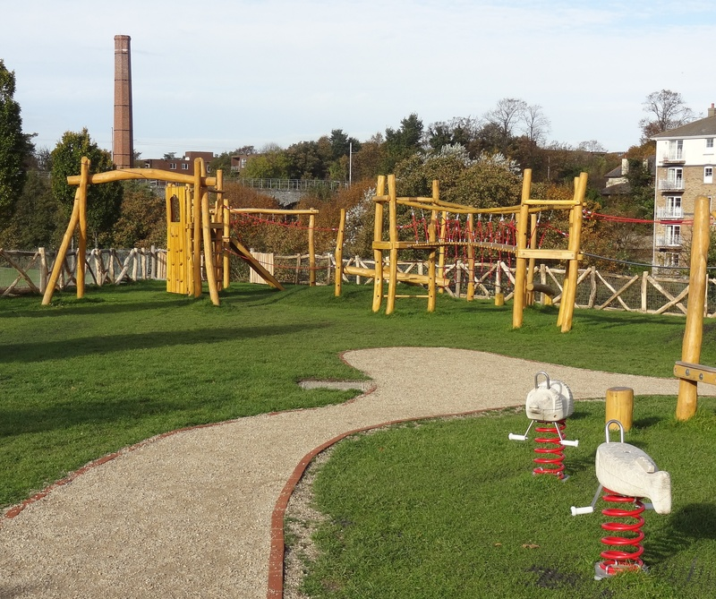 Patrick Doyle Playground, August 2014