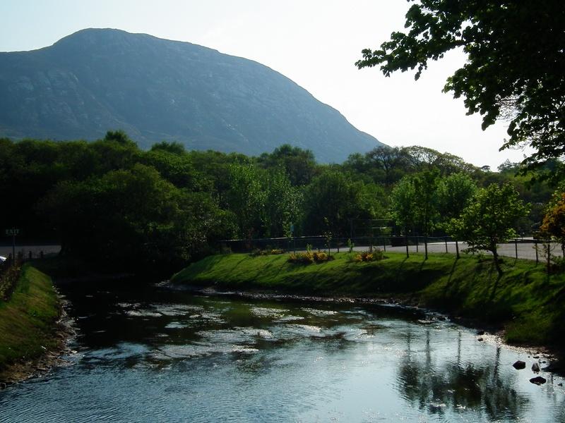 Galway Campsite