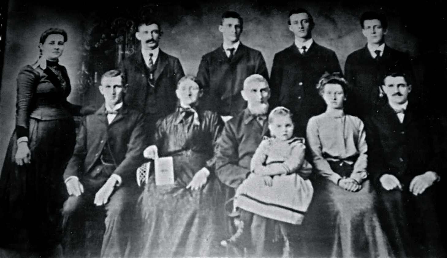 Samuel Wilson & RuhamaAnderson Norris Family(All Children)