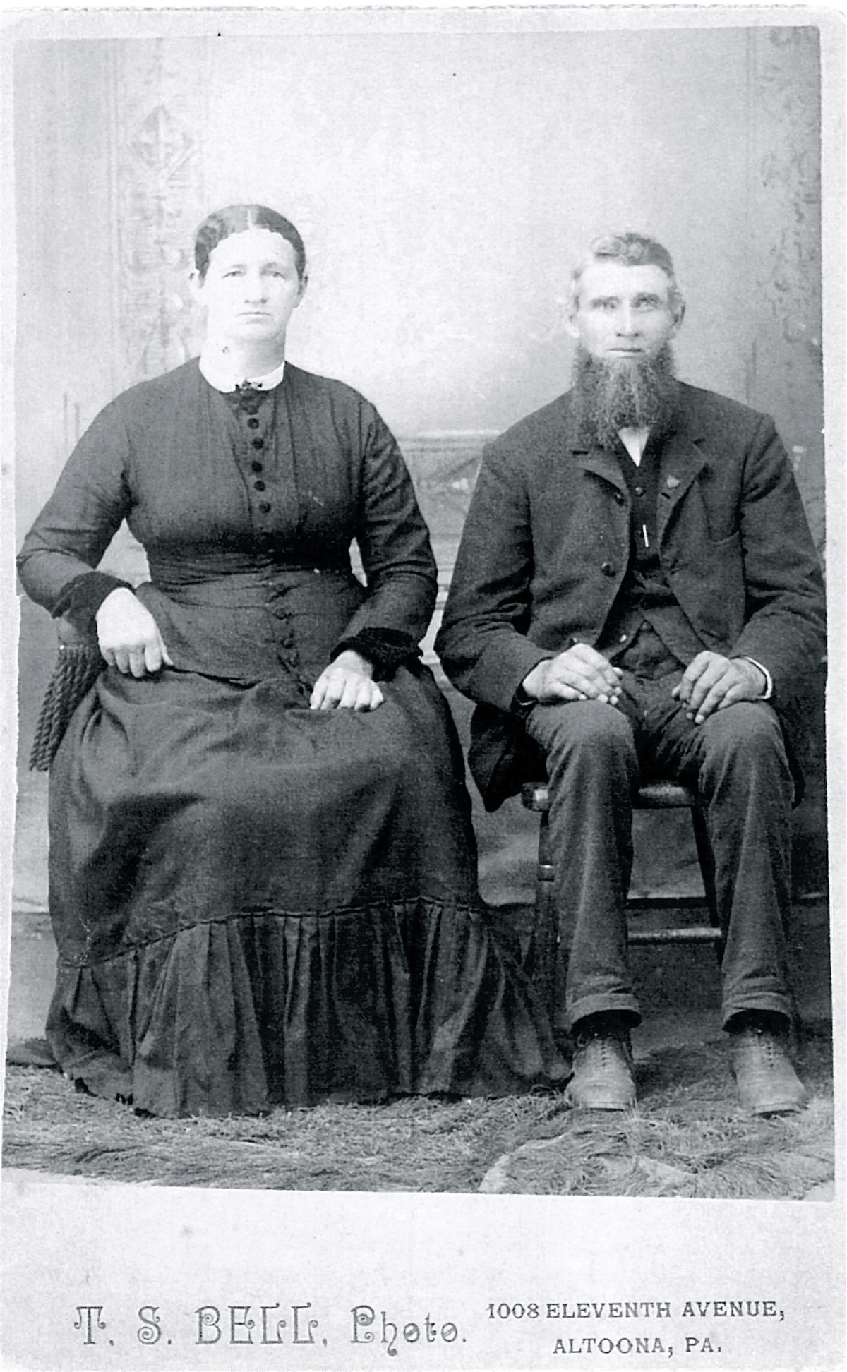 Samuel Wilson and Ruhama Anderson Norris