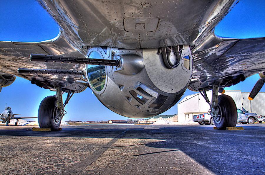 EAA's Aluminum Overcast Ball Turret