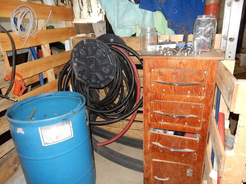 plumbing room