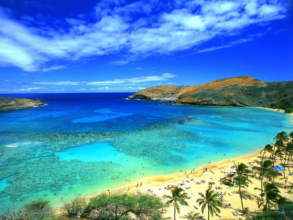 Baia Hanauma - Oahu - Havai