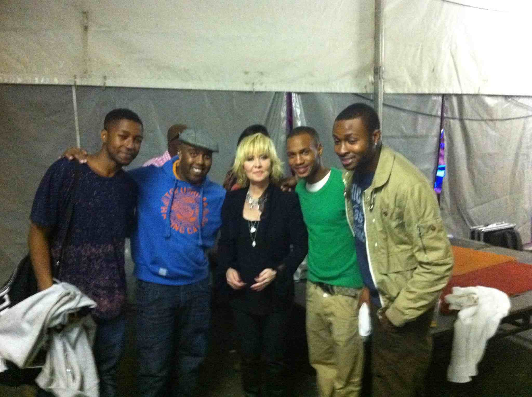 Us with the Lovely Lulu