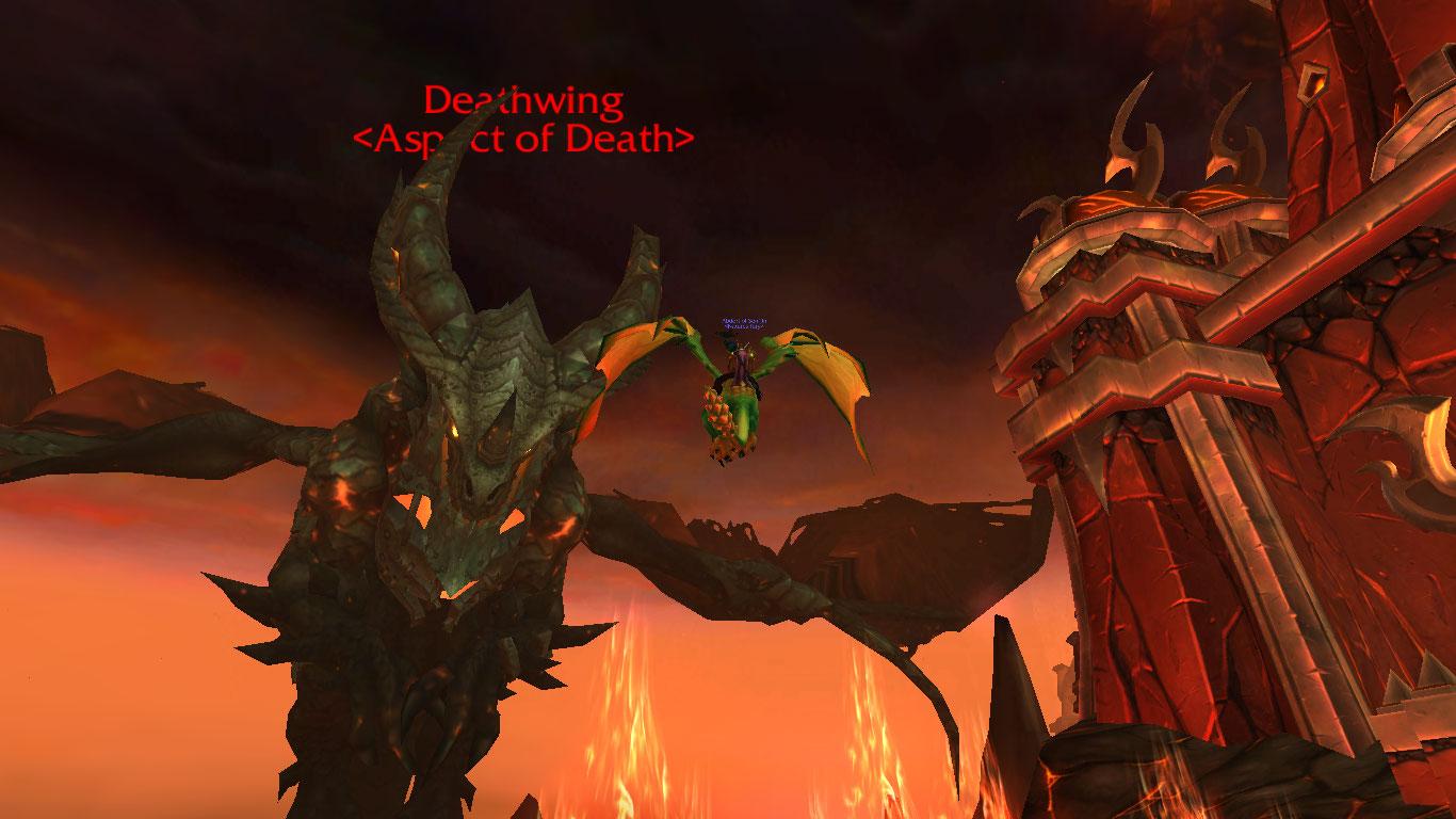 Deathwing?!