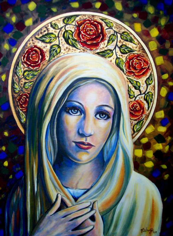 Holy Love of Mary