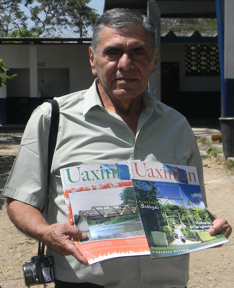 Prof. Alvaro Enrique Estrada Arriaza