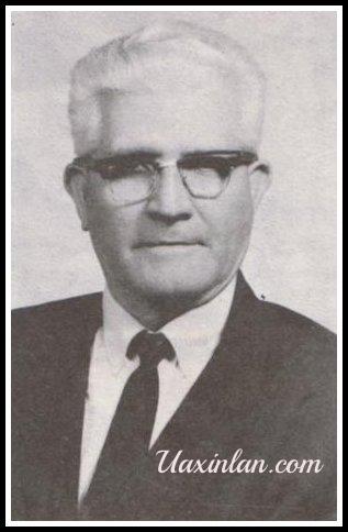 Genaro Adolfo de Leon Diaz