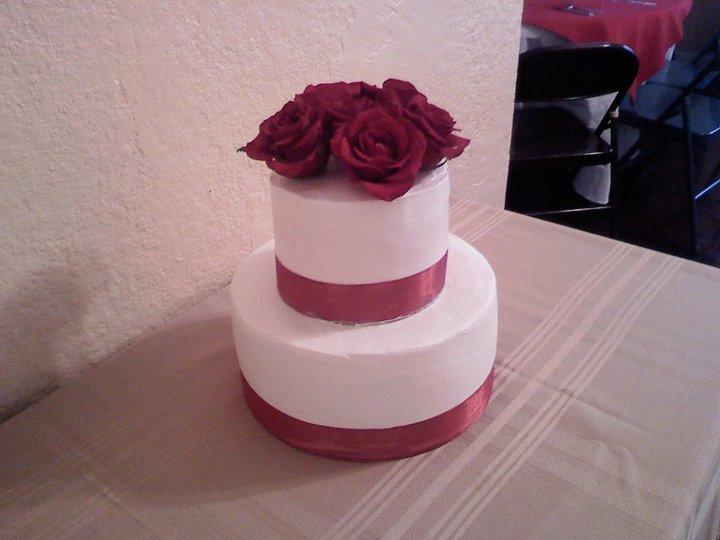 Cake Ideas For 45th Wedding Anniversary : Pin 45th Anniversary Cakes Httpcakesdecorcomcakes28953 ...