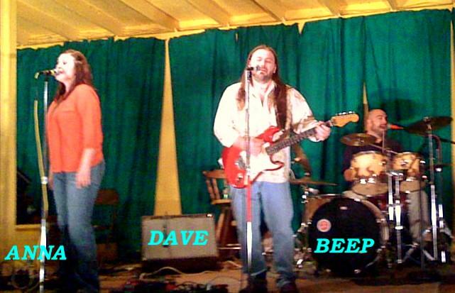 ANNA, DAVE & BEEP