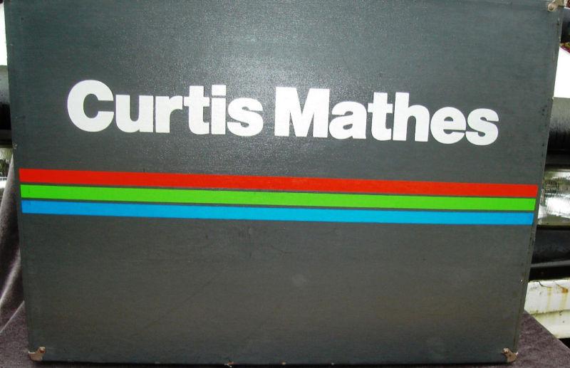 Curtis Mathes Vintage TV Radio Repair Box &