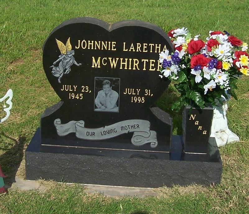 Johnnie Guthrie McWhirter