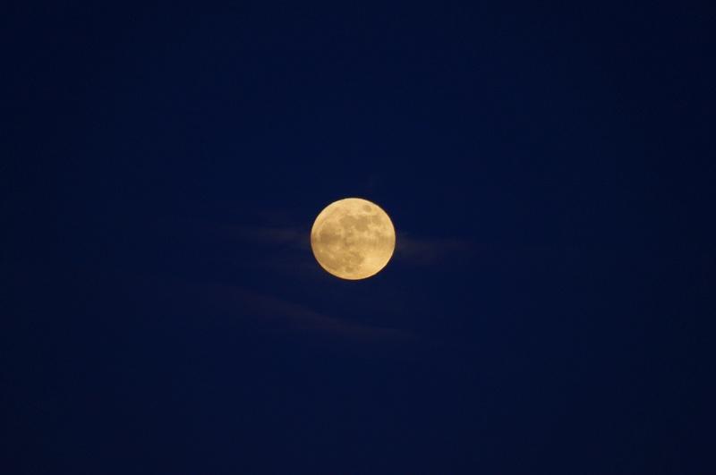 Full Moon-17 May 2011