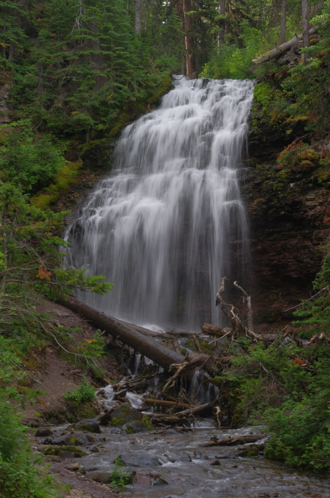Forum Falls Stream