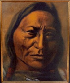 Hollow Horn Bear, Lakota