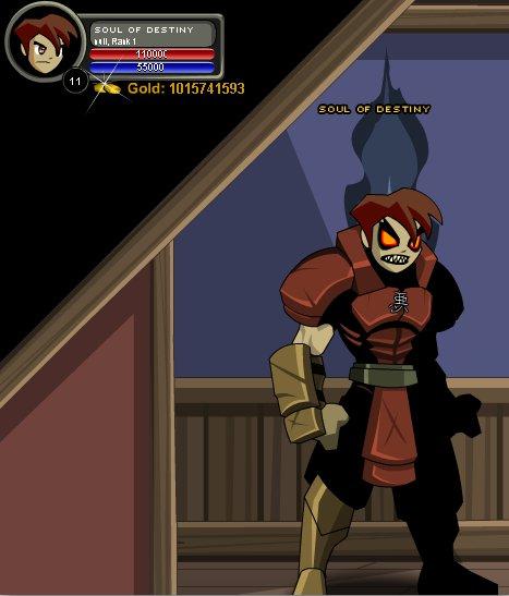 AQW private server .. soul of destiny